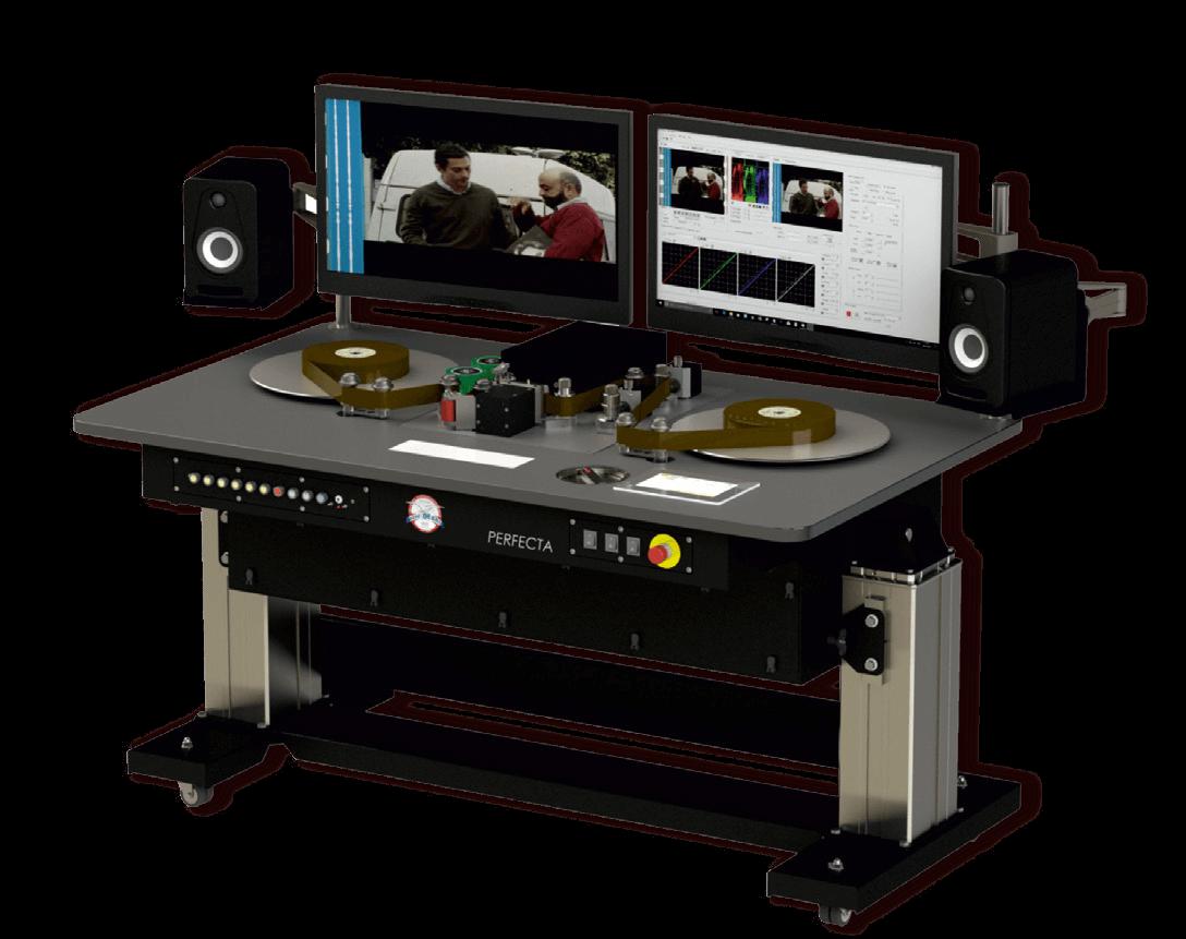PERFECTA Digital Viewing and Editing table