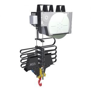 MTS Scenery hoist  with power and DMX supply
