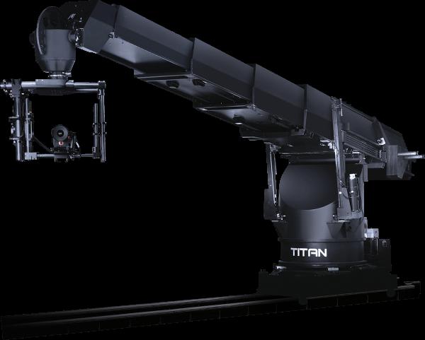 TITAN Motion Control Rig