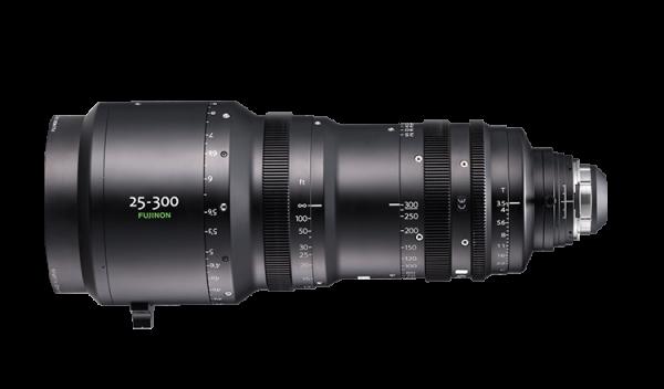 Fujinon ZK12x25 25-300mm T3.5-3.8 zoom lens