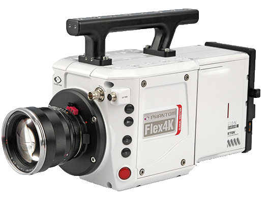 Flex4K GS High Speed Camera