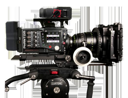 Phantom Flex4K High Speed Camera