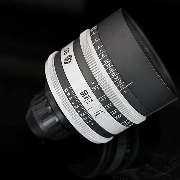 Gecko-Cam Genesis G35 Lenses