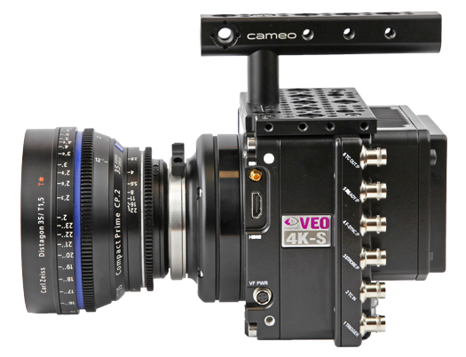 Phantom VEO4K PL-RLS High Speed Camera