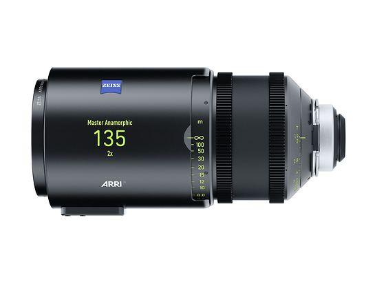 ARRI Master Anamorphic Lenses